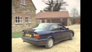 Old Top Gear 1991 - BMW 3 Series