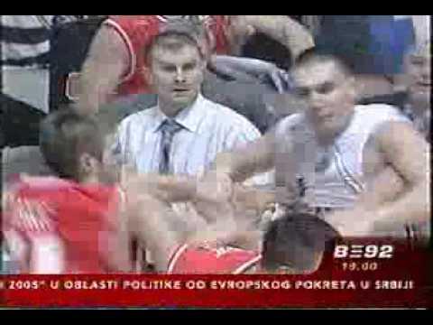 Krvava Kosarkaska tuca u Srbiji
