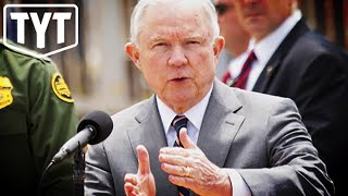 """Jeff Sessions Vows To Divide Families With """"Zero Tolerance"""""""
