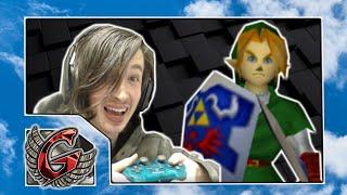 ZELDA TIME | Let's Play LOZ Ocarina Of Time Episode 1