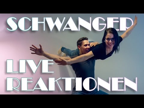 Unsere Schwangerschaft | Live Reaktionen