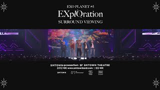 EXO PLANET #5-EXplOration – SURROUND VIEWING TEASER