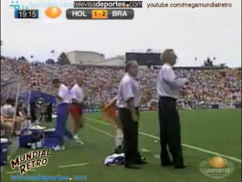 Resumen Holanda vs Brasil Estados Unidos 94 -Mundial Retro