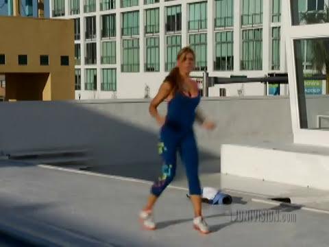 Nivel 2 de rutina cardiovascular  con Claudia Molina