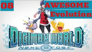 Digimon World: Next Order PS4 Gameplay| Ep8 A AWESOME Evolution!| [COMMENTARY]