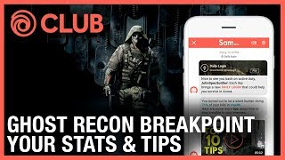 Ubisoft Club: In-Game Progression & Tips for Ghost Recon Breakpoint | Ubisoft [NA]