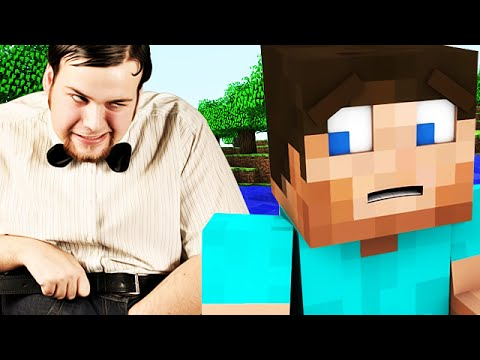 Fapping On Minecraft! - (fake Masturbation Trolling On Minecraft) video