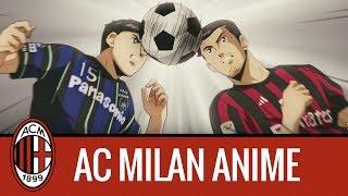 TOYO TIRES: AC Milan in Japanimation