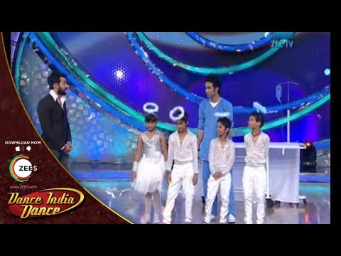 DID Lil Masters Season 3 - Episode 10 - March 30 2014 - Raghav...