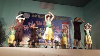 11A1 - Giải Nhất - BÈO DẠT MÂY TRÔI - BẮC KIM THANG - BỐNG BỐNG BANG BANG -