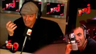 Laurent Baffie - Anecdote chez Thierry Ardisson avec Rocco Siffredi