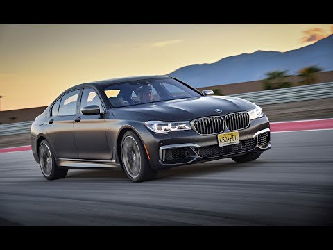 Review System Manual Transmission 2017 BMW M760i xDrive Top Edition