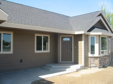 BRAND NEW HOME FOR SALE!! 734 S. Thacker Othello, WA -Brian Gentry of RE MAX Pro's