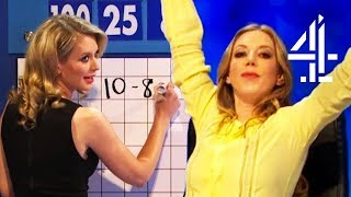Katherine Ryan Is SO Sure She Got The Maths Right! | 8 Out Of 10 Cats Does Countdown