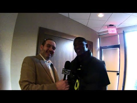 TheBigBlueView: Reel 4: New York Giants Antrel Rolle Interview