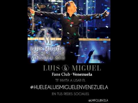 PROGRAMA LUIS MIGUEL FANS CLUB VENEZUELA INTERNATIONAL RADIO 02-11-13