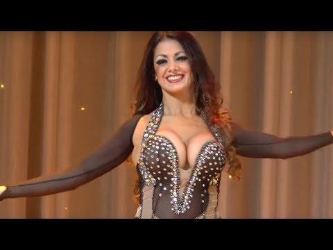 Saida Helou - Baladi Belly Dance (Minsk 2016)