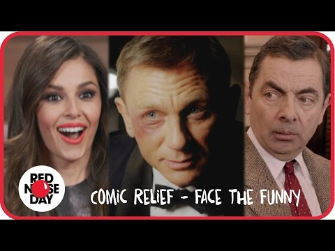 COMIC RELIEF - FACE THE FUNNY TRAILER