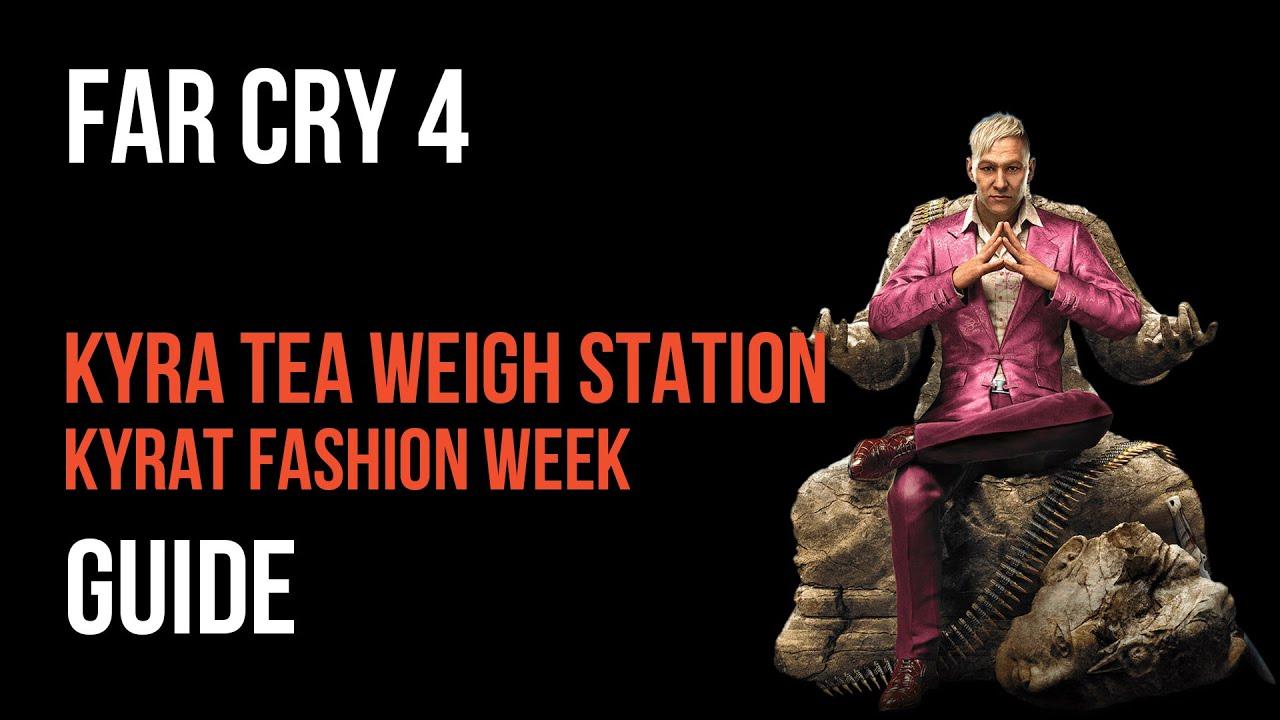 Fashion Week Kyrat
