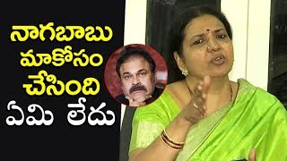 Jeevitha Rajashekar Sensational Comments on Jabardasth Nagababu | Filmylooks