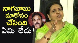 Jeevitha Rajashekar Sensational Comments on Jabardasth Nagababu | Filmylooks