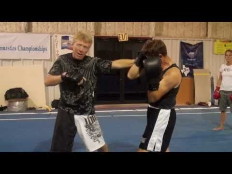 Thai Boxing Combination Image 1