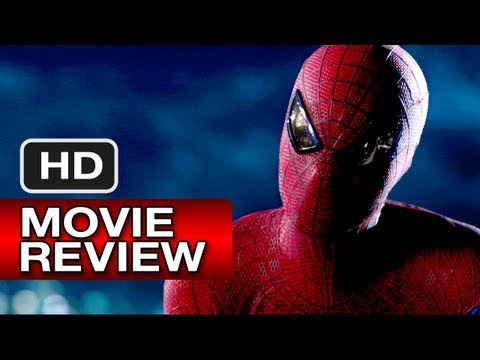 Epic Movie Review - The Amazing Spider-Man (2012) Movie Review
