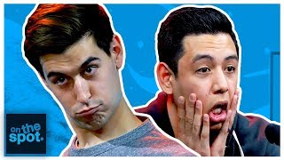 On The Spot: Ep. 112 - Trevor Gets Bamboozled!   Rooster Teeth