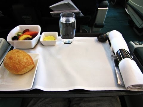 Cathay Pacific B777-300 Business Class Experience: SIN-BKK