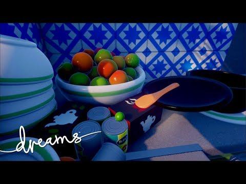 Dreams PS4 - Visual Short Story, TPS and Fantasy Level (New Beta Gameplay) thumbnail