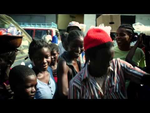 Ebola survivors in Liberia sing to end stigma