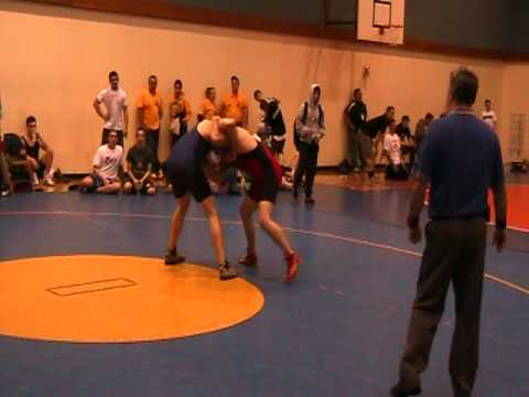Freestyle Wrestling- Bad As* 5-Point Throw Image 1