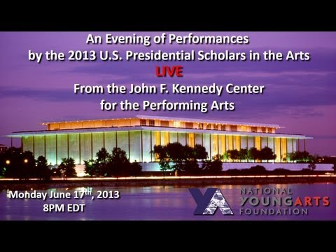 A Salute to the 2013 US Presidential Scholars - LIVE