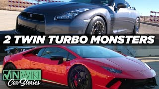 A crazy day with 4 Turbos and 2500 hp!