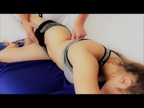 TCM- Milz/ Pankreas‐Meridian in Rückenlage - Behandlungstrategie 5