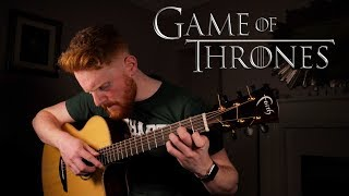 The Night King (Game of Thrones Season 8 Soundtrack) - Fingerstyle Guitar Cover