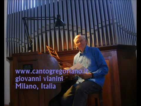 Gregorian Chant - Vespere autem sabbati