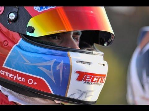 Lyon - Onboard with Kenny Vermeylen X30 Senior