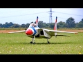 BIG RC F-15 SCALE MODEL TURBINE JET FLIGHT DEMONSTRATION / Euroflugtag Rheidt 2016