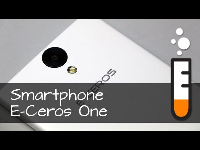 Smartphone E-Ceros One CM001 - Vídeo Resenha Brasil