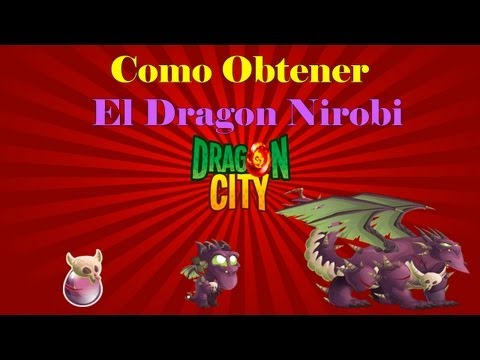 Como Obtener El Dragon Nirobi De Dragon City video