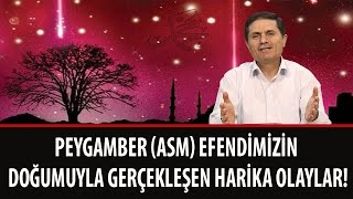 Dr. Ahmet ÇOLAK - Peygamber (ASM) Efendimizin Doğumuyla Gerçekleşen Harika Olaylar!