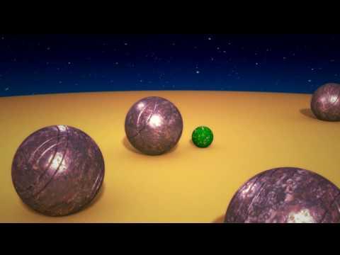 Cosmo Trip.1×11.Balls balls balls