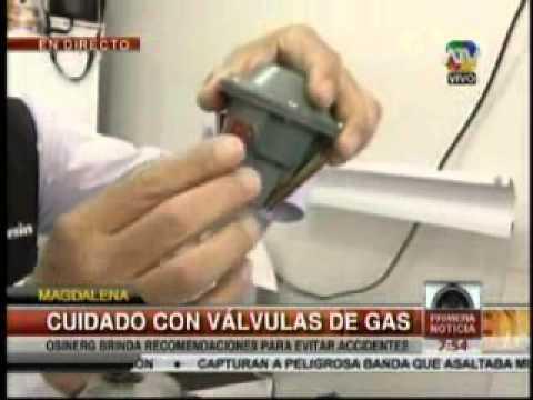 Instalacion de cocina a gas natural