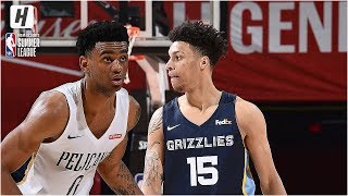 Memphis Grizzlies vs New Orleans Pelicans - Full Game Highlights | July 14, 2019 NBA Summer League