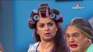 Comedy Nights With Kapil - Ajay Devgn ,Tabu & Shriya Saran - 26th July 2015 - Full Episode (HD)