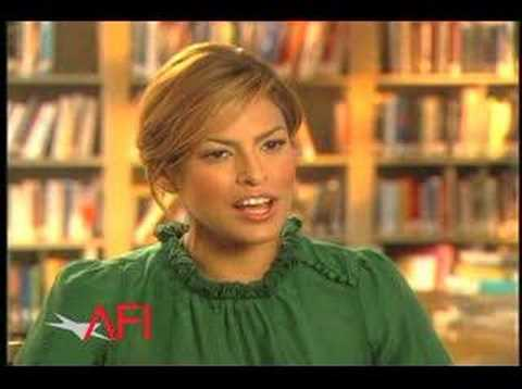 Eva Mendes tells AFI her favorite movie Video