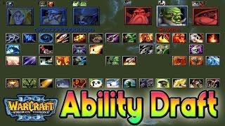 Warcraft 3 - WTii vs Sexytime #8 Ability Draft #1 (1v1 #78)