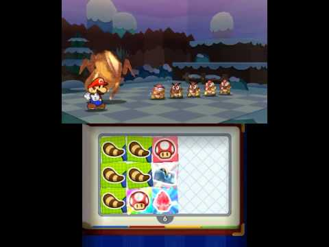 Paper Mario: Sticker Star - Turkey Animation