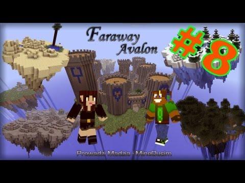 Faraway Avalon #08 | Córki, brak poprawy zachowania, BONUS | MineQusim & Madzik89